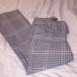NY & Co plaid dress pants (10)